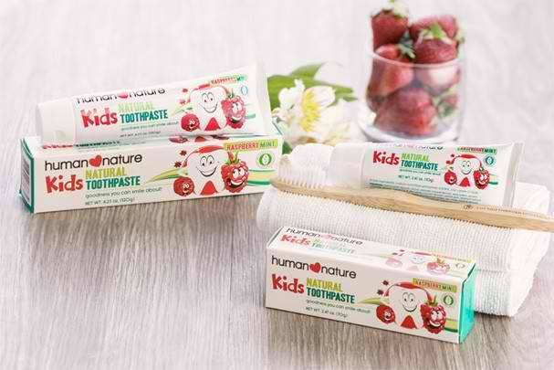 Human Nature Kids Natural Toothpaste | Lazada PH