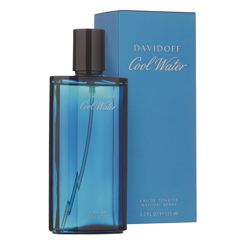 Davidoff Cool Water Eau de Toilette for Men 125ml