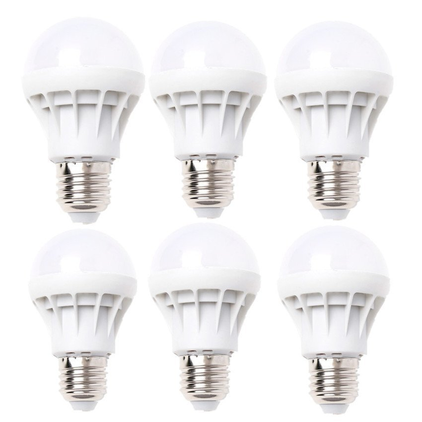 Daylight LED Bulb Set of 6 (White) product preview, discount at cheapest price