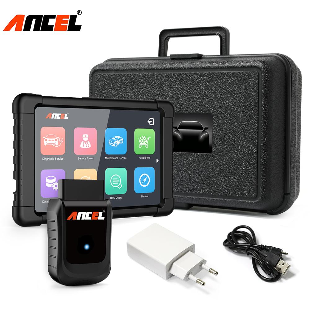 Obd2 Car Diagnostics Ancel X5 Plus Wifi Diagnostic Tool Full System Odb Abs Oil Reset Airbag Dpf Tpms Eng Epb At Obd 2 Scanner By Obdspace Store.