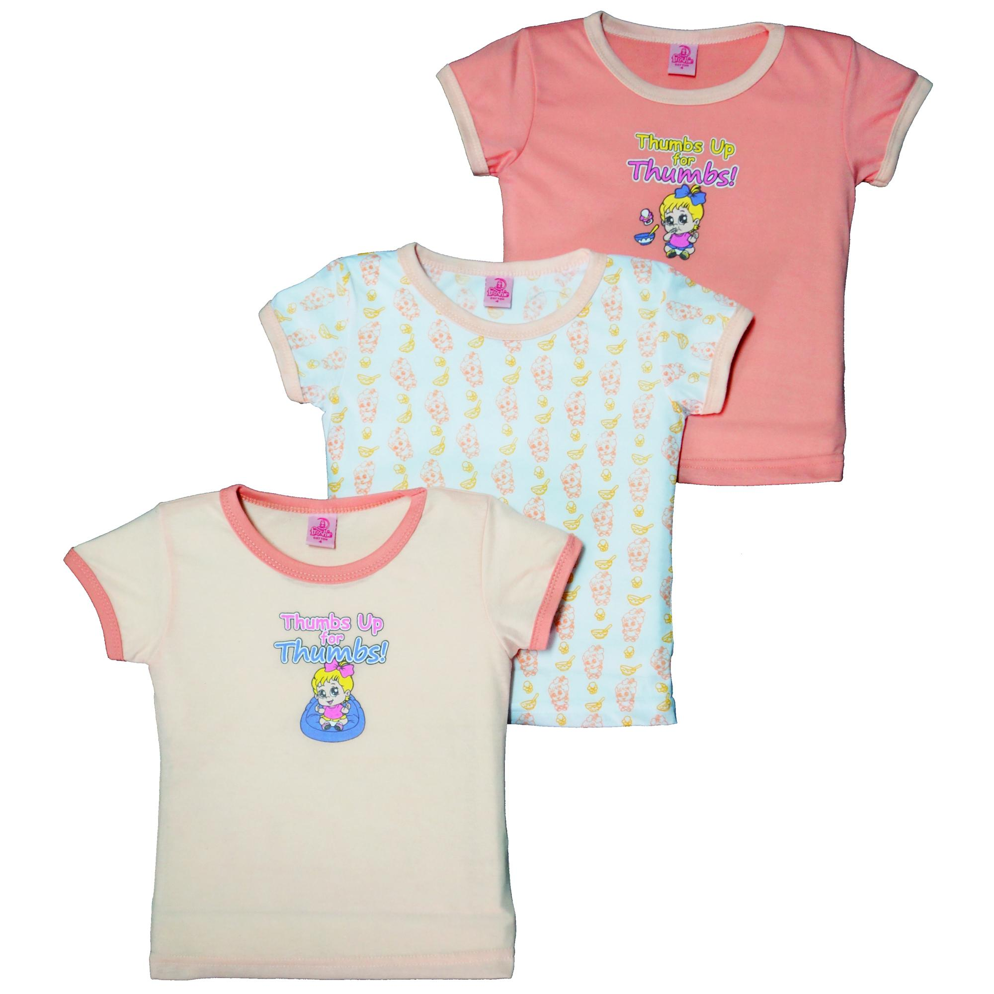 57bf11818 Girls Top Tees for sale - Shirts for Baby Girls online brands ...