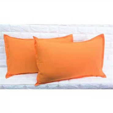 Plain Pair of  Pillow Cases High Quality