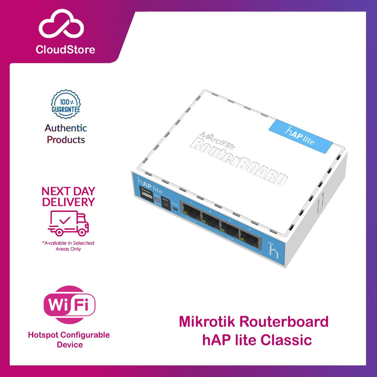 Mikrotik Wireless Ap Setup