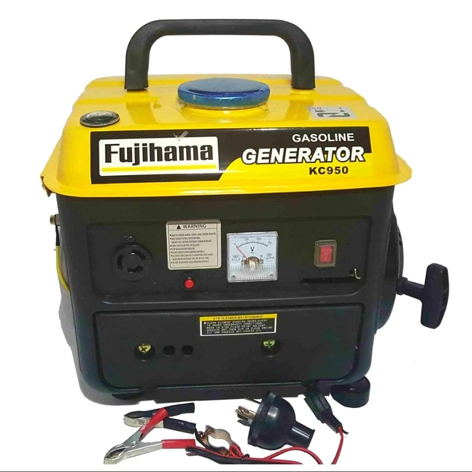 Fujihama KC950 Portable Gasoline Generator