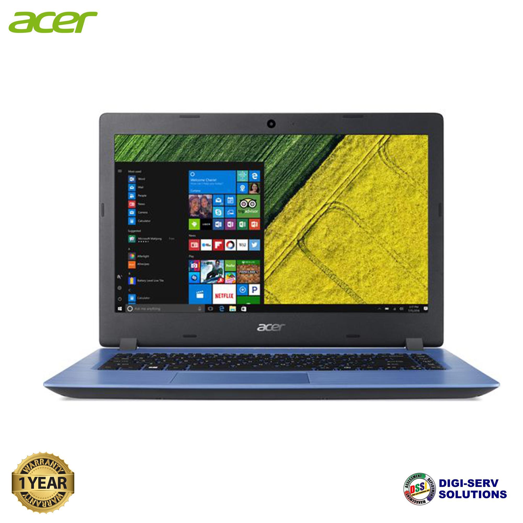 "Acer Aspire A311-31-C3V3 Intel Celeron Dual Core N4000 11"" HD 2GB"