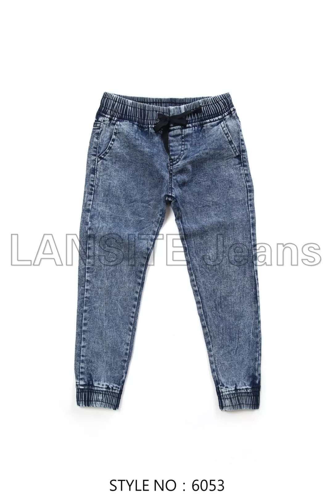 Kids Pants Jogger Pambata Maong Jogger Denim Fashion By C.y.n Shop.