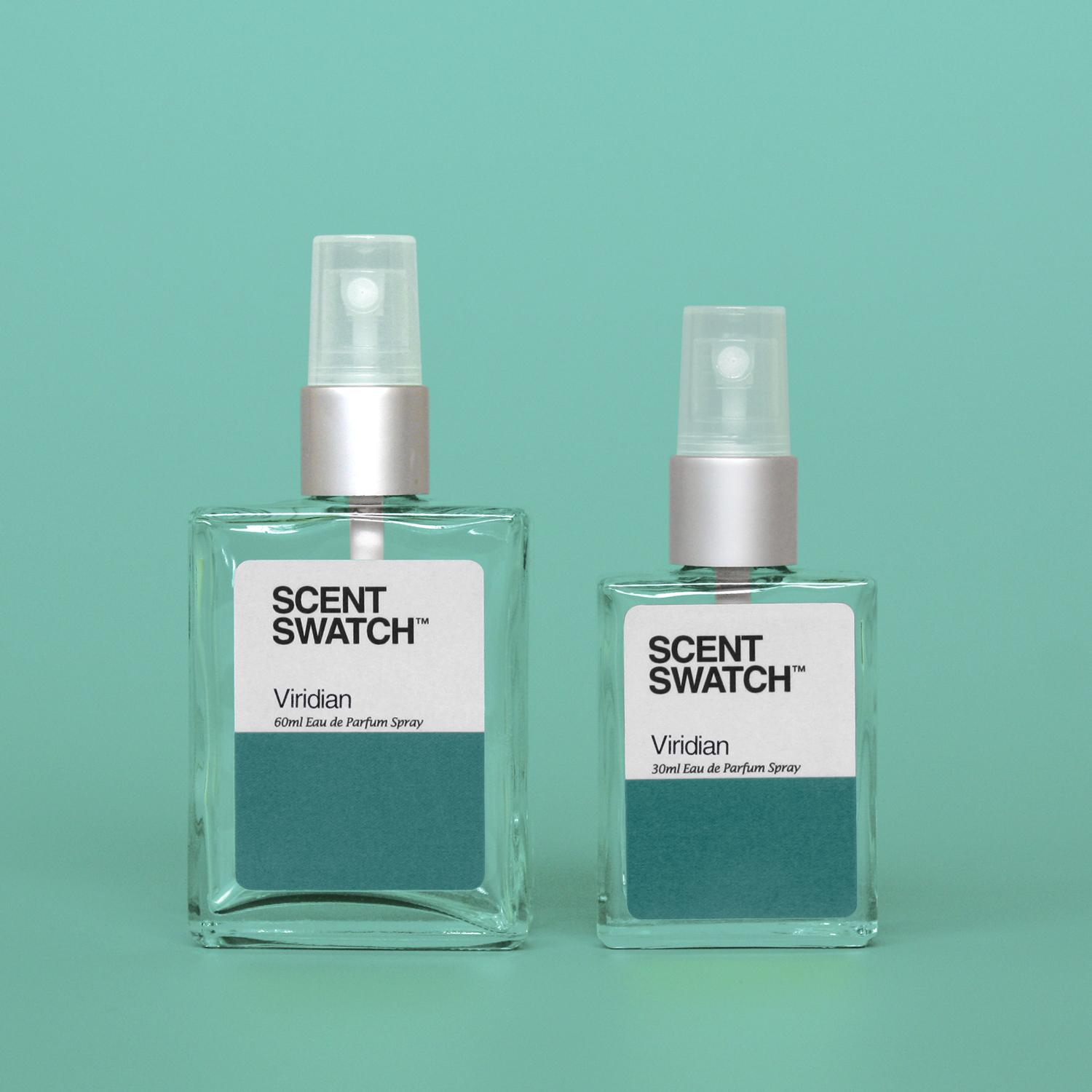 Scent Swatch Viridian Perfume for Men