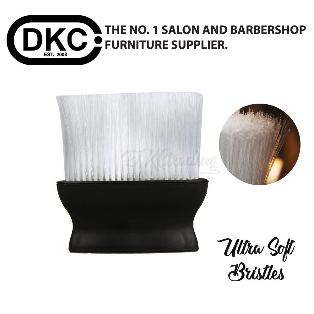 Dkc Plastic Soft Neck Brush Hair Duster Essential For Barbershop And Salon By Dkctrading.