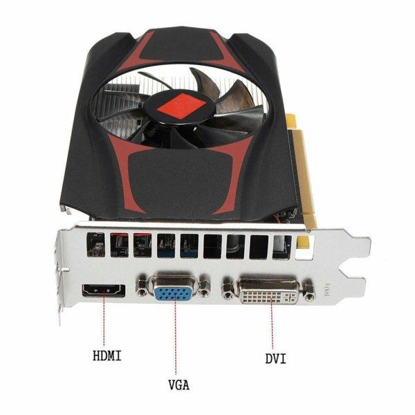 Bảng giá Thẻ Đồ Họa Độc Lập Ubest Cho AMD ATI Radeon HD7670 4GB DDR5 128Bit PCI-E Phong Vũ