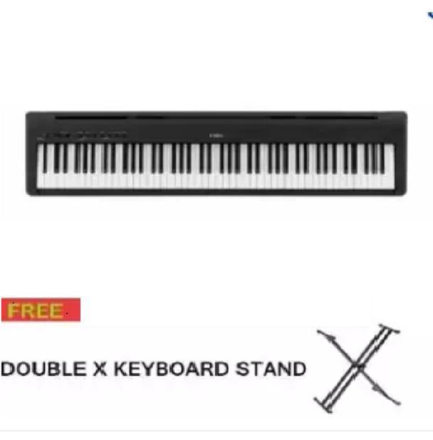 Kawai ES110 88-key Digital Piano with Speaker FREE HEAVY DUTY DOUBLE-X STAND
