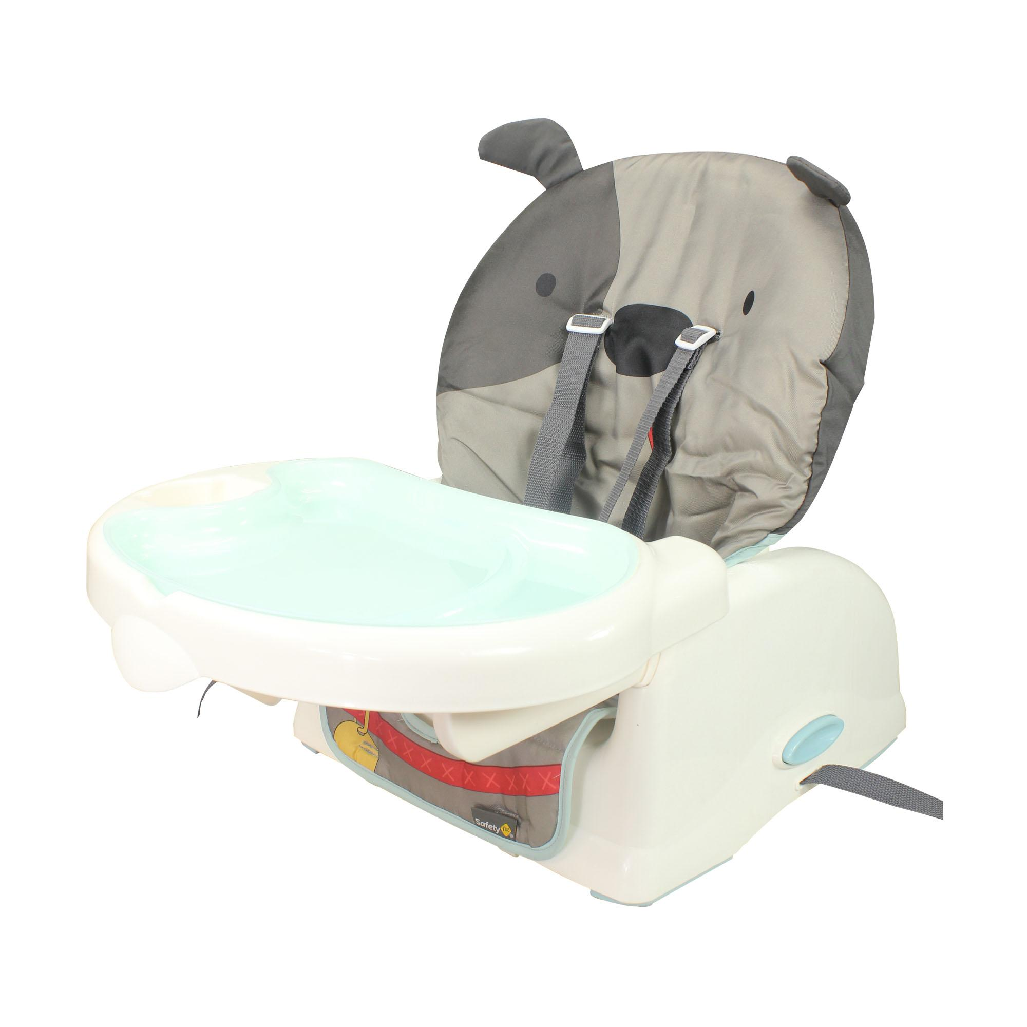 Unicorn Safety First Recline and Grow Booster Feeding Seat Baby Chair with Removable Tray image