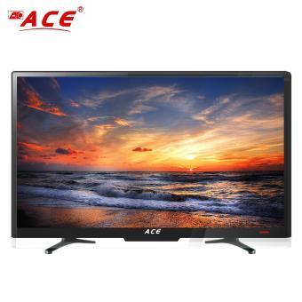 Ace 24 GLASS-M3F Super Slim Full HD LED TV Black LED-802