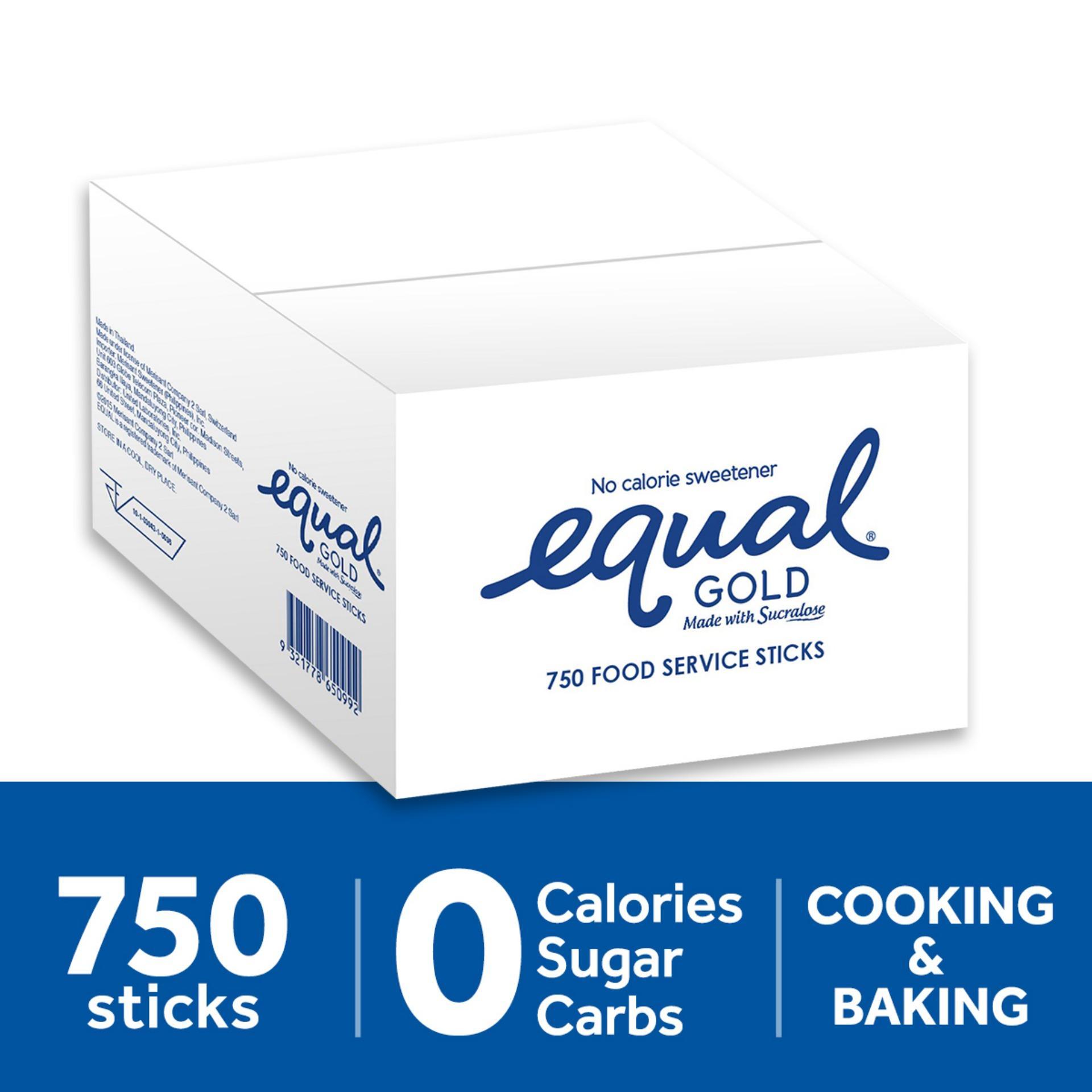 EQUAL Gold Zero Calorie Sweetener, Ketogenic Diet (Keto Diet) Friendly  Sweetener, Low Carb Sweetener, Sugar Substitute, Erythritol Sweetener,
