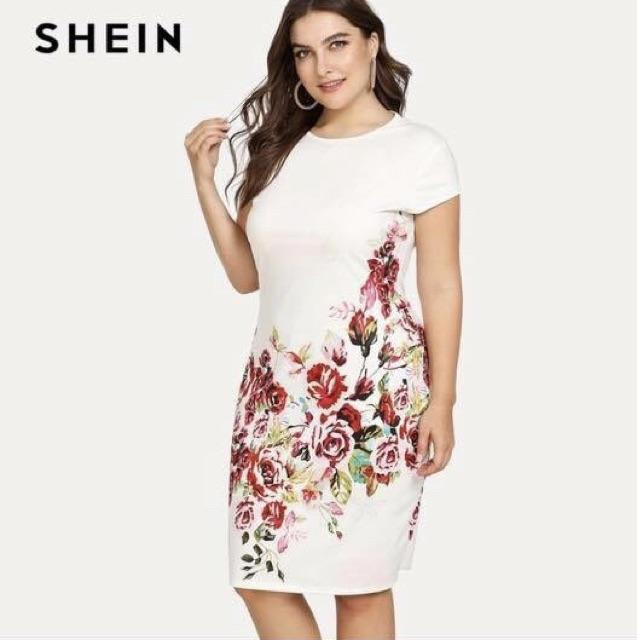 f5d355322 Sebrina fashion floral dress for women on sale plus size Free size can fit  to xL