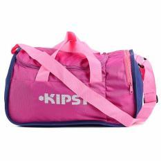 57f78c43b900 Decathlon Kipsta Kipocket 20L Intensive Gym Basketball Badminton Football  Sports Bag (Pink