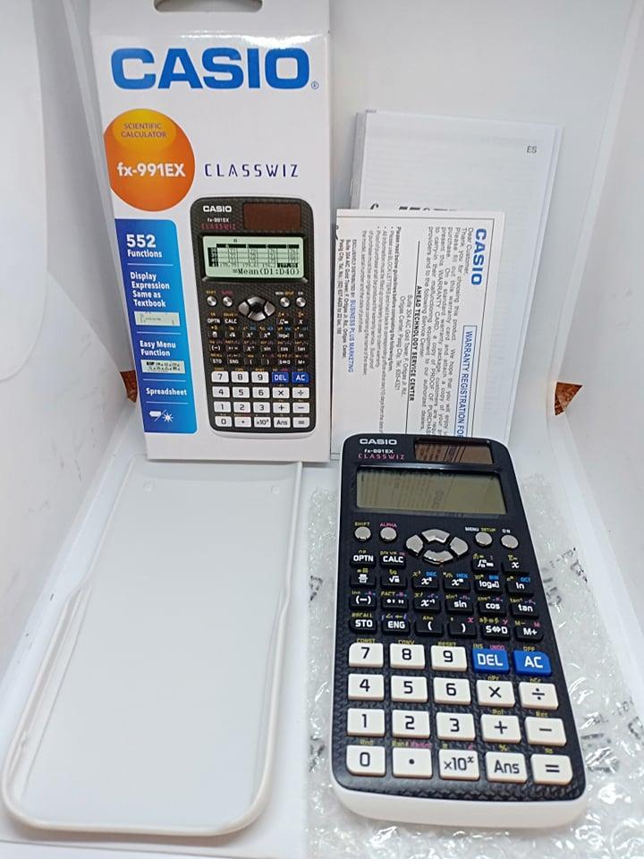 Scientific Calculator fx-991EX Classwiz