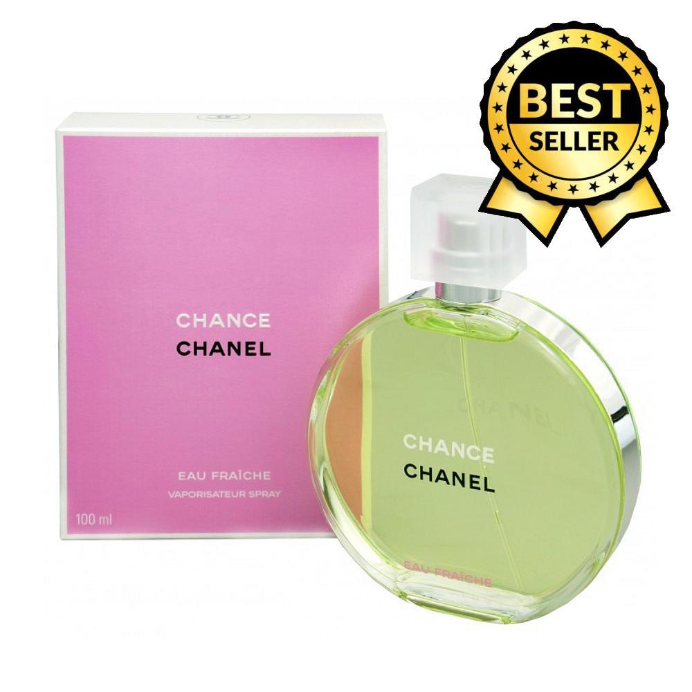 186b4343 Chanel Chance Eau Fraiche Eau de Toilette For Women 100ml