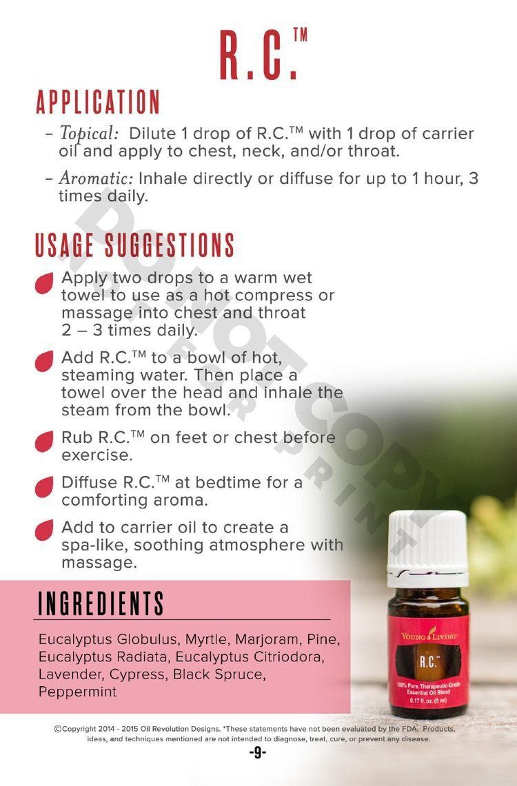 R C Essential Oil 15ml Buy Sell Online Essential Oil With Cheap Price Lazada Ph