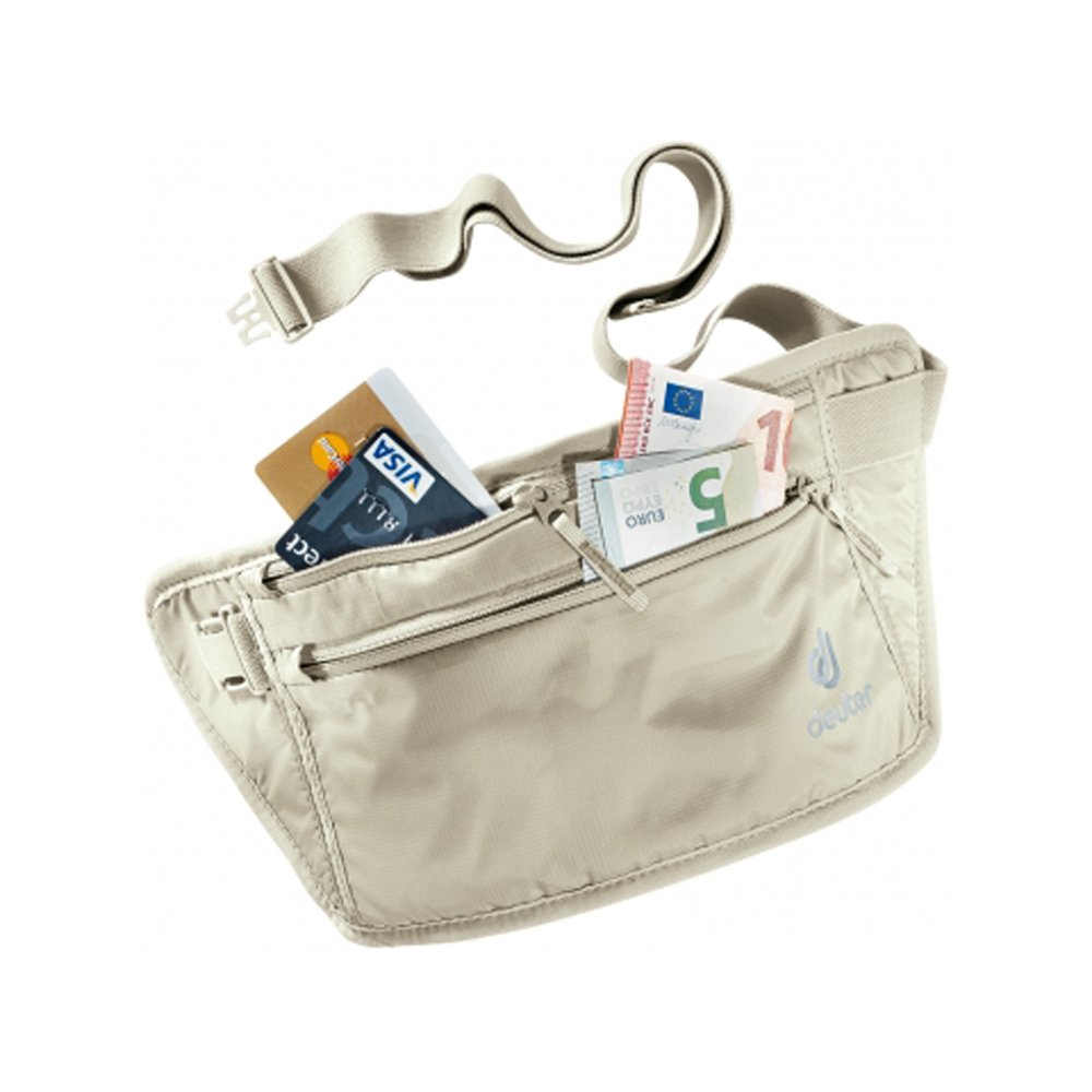 Deuter Security Money Belt II (sand) product preview, discount at cheapest price