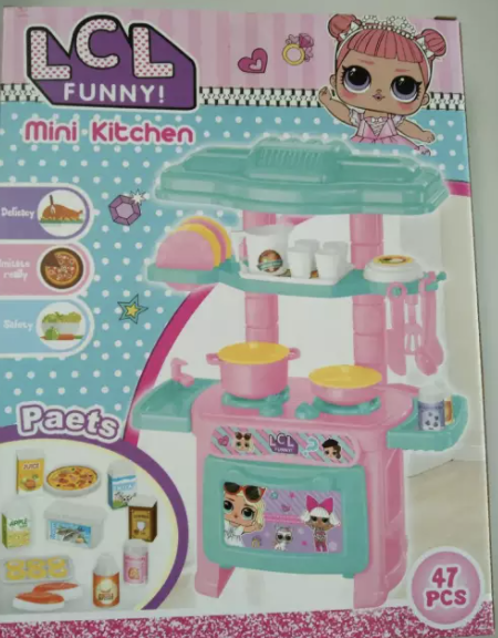 Lol Mini Kitchen Set Buy Sell Online Kitchen Toys With Cheap Price Lazada Ph