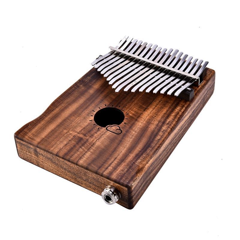 Thumb Piano Finger Piano Kalimba (17 Keys Acacia Wood) Malaysia