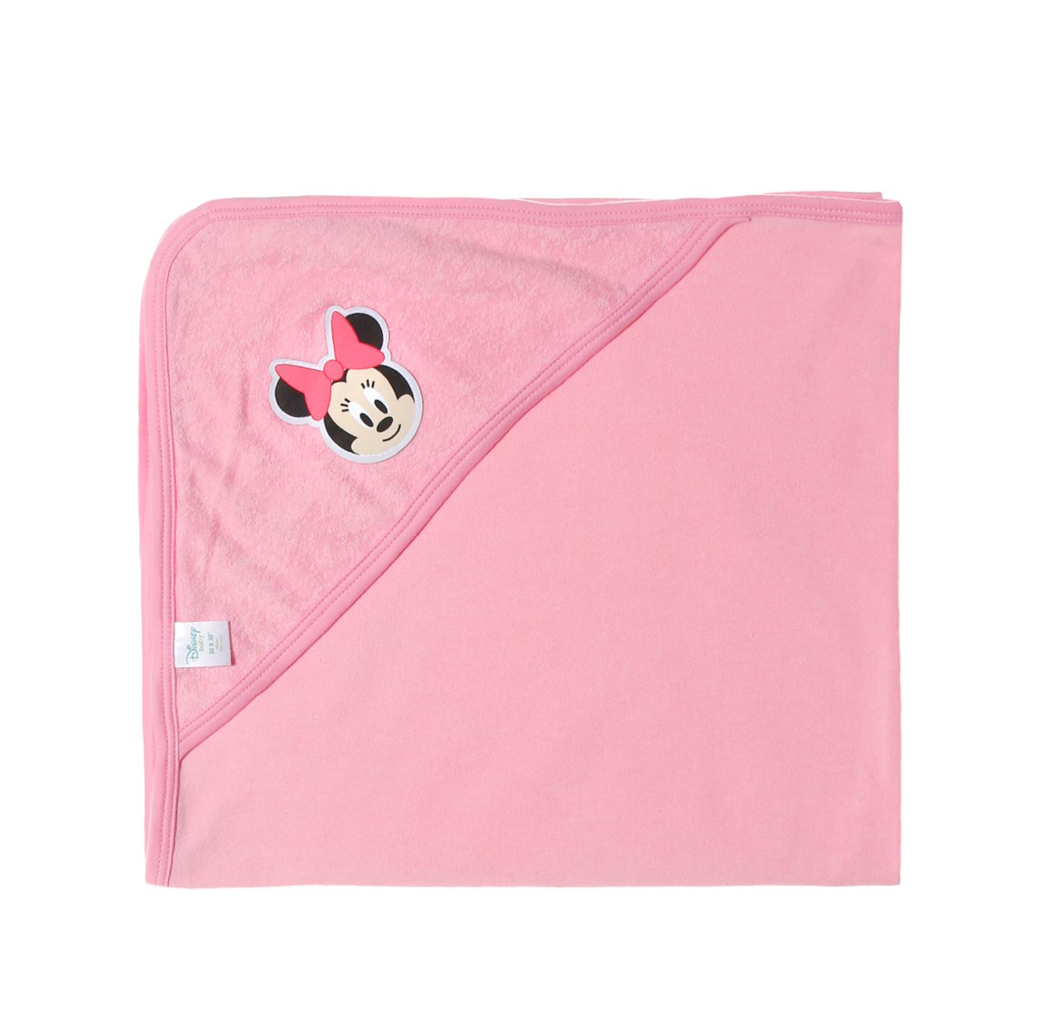 Disney Babies Minnie Hooded Blanket By The Sm Store.