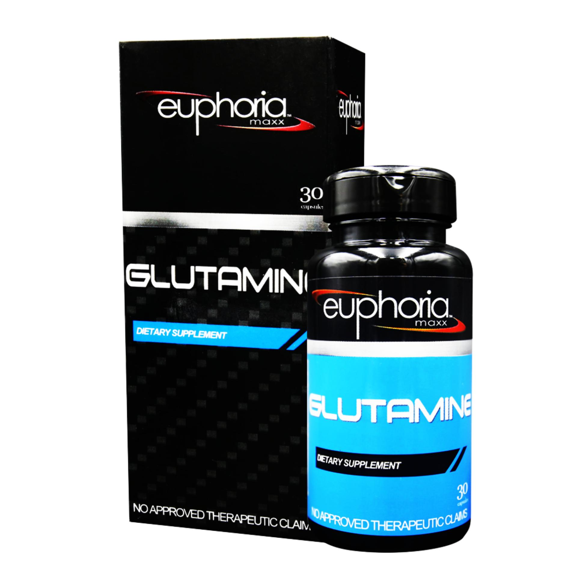 Euhporia L Glutamine Capsule By Watsons Personal Care Stores.