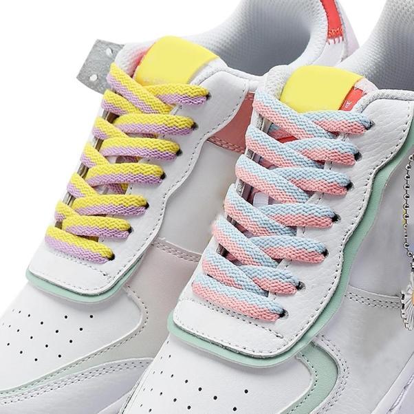 Giày Thể Thao, Giày Đế Bằng Đôi Giày Dây Ren Dây Giày Dệt Phụ Kiện Giày, Rỗng giá rẻ