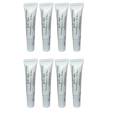 Dr. Alvin Professional Skin Care Formula Sunblock Cream 10g Set Of 8 By Professional Skin Care Formula.