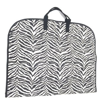 Drielle Printed Garment Bag with Handle