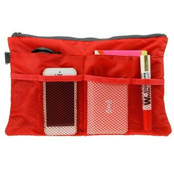 Dual Bag Organizer (Red)