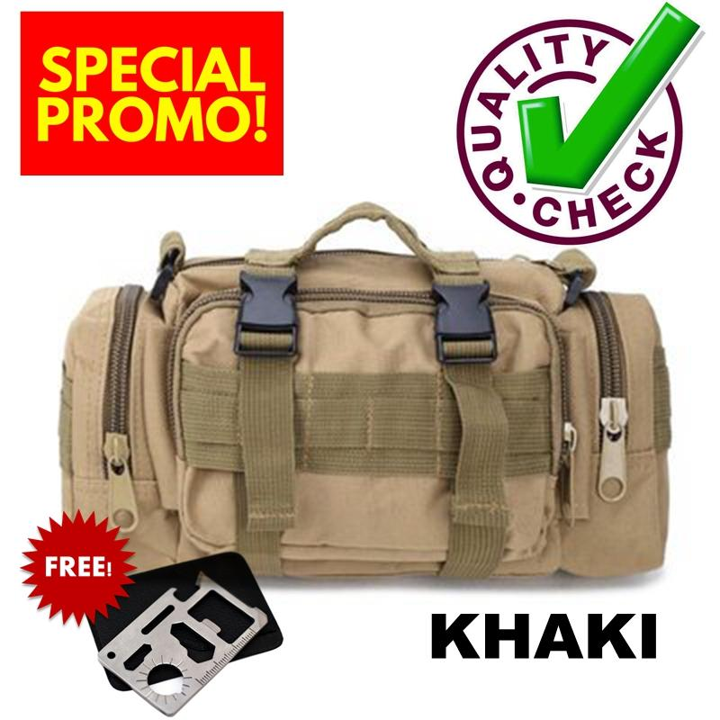 6cd0c21df8e8 Pilot Army Fans W-003 Outdoor Travel Tactical Bag Attack Bag Waterproof  Sports Waist Bag