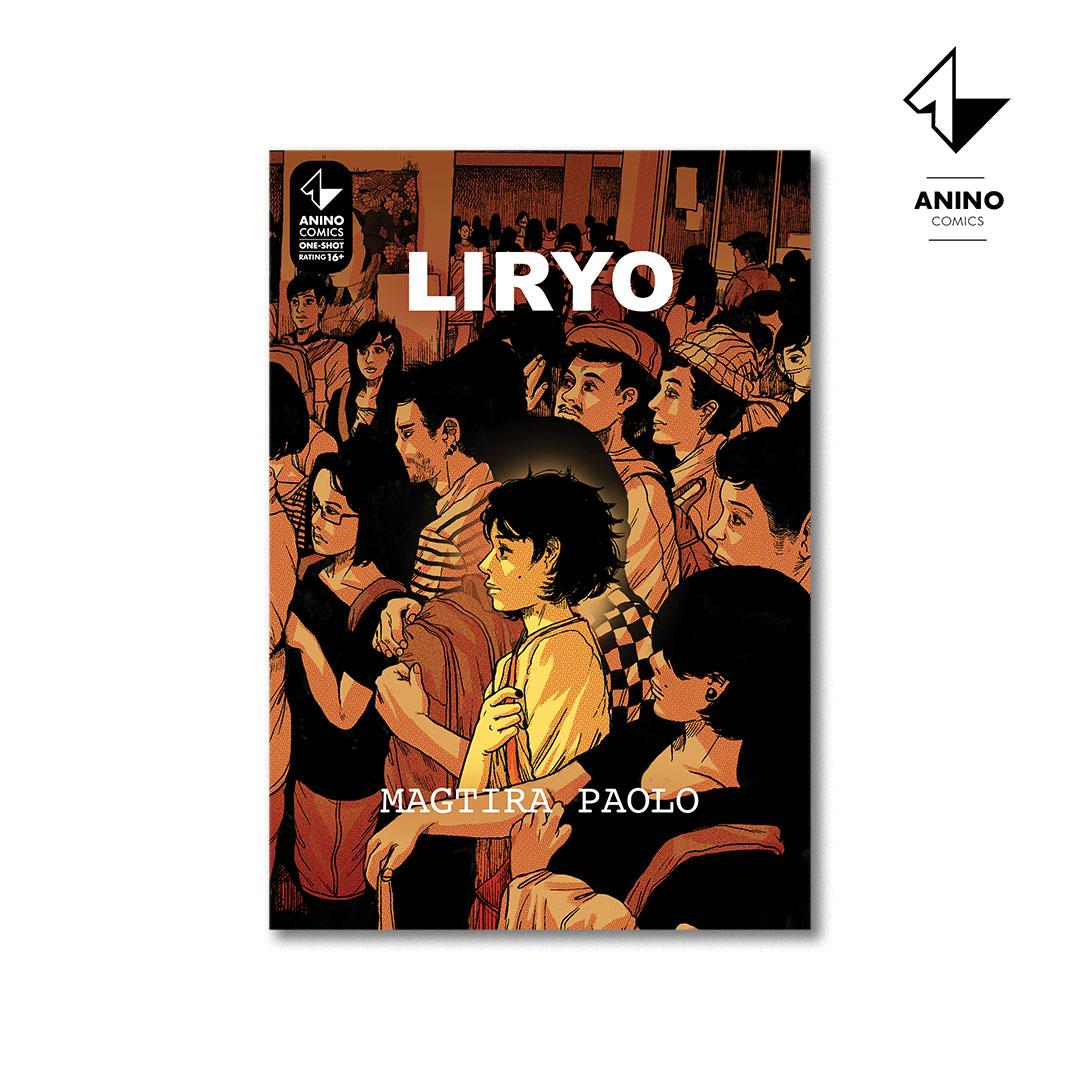 Liryo (Graphics Fiction)