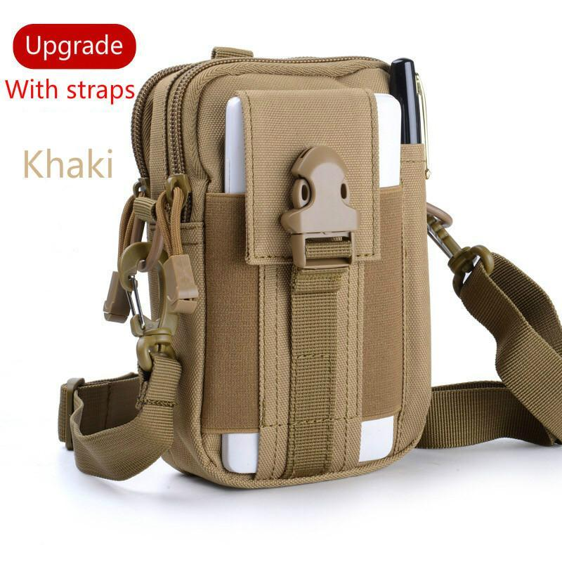 f1cc8b1791 Upgraded version of outdoor sports multi-functional running bag backpack  belt men s leisure bag jungle