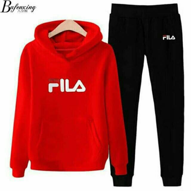 NEW ARRIVAL UNISEX TERNO PANTS AND JACKET FILA
