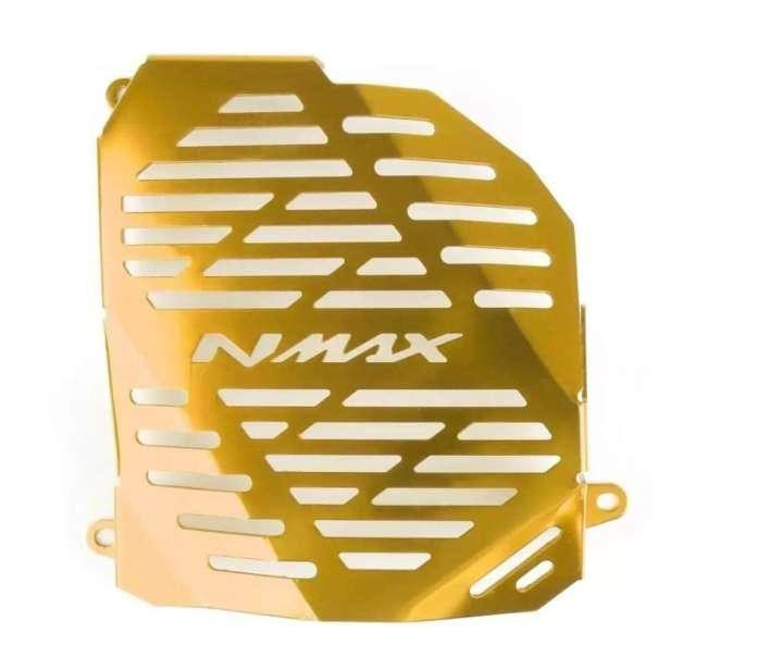 Motorcycle Nmax Radiator Cover Alloy (GOLD)
