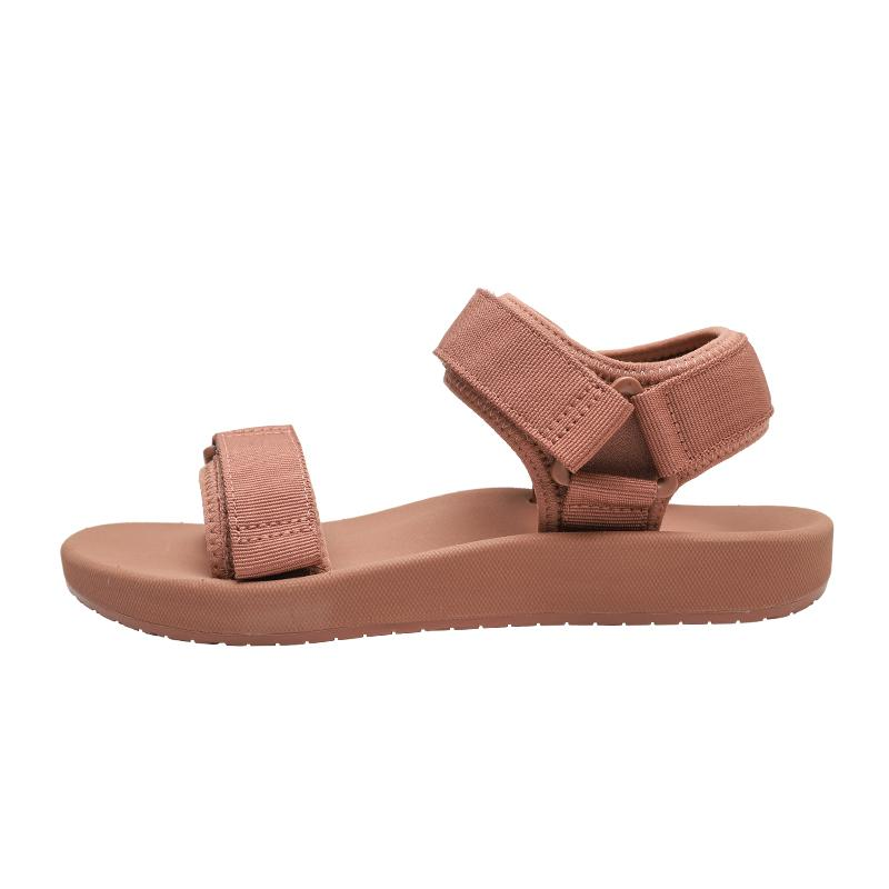 581e02b09 Online Celebrity Sandals Schoolgirl 2019 New Style Summer Women Korean  Style Harajuku Wind Flat Versatile Thick
