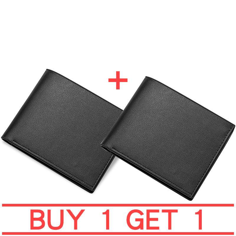 1b3aab09b55 Men Quality Leather Wallet Hot Sale Zipper Bifold Wallet Casual Clutch  Multi-Card Slots BUY