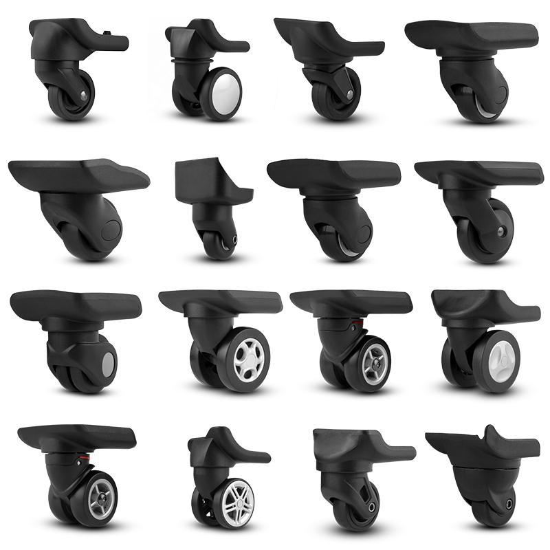 Luggage Bar Travel Lugguge Universal Wheel Mute Wheels Universal Wear-Resistant Accessories Replacement Wheels Mute Castor Wheel