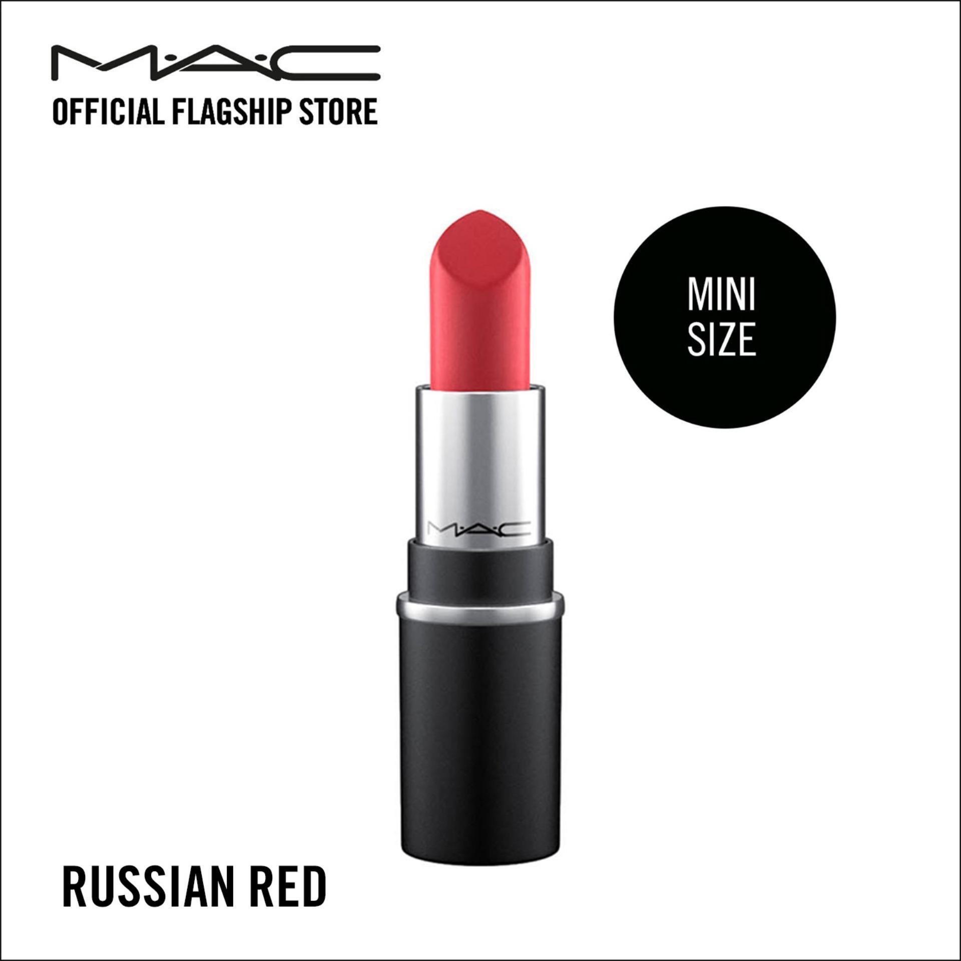 Mini Mac Lipstick By Mac Cosmetics.
