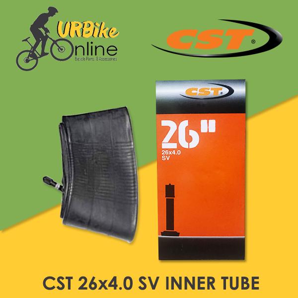 New CST MTB Bicycle Bike Inner Tube 26 x 1.90 2.125 Schrader SV 1 Tube