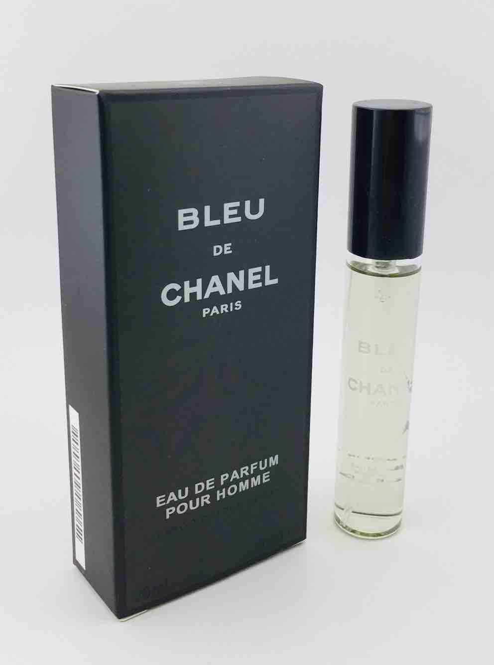 2203f34d Bleu De Chanel Paris for Men Eau de Parfum Travel Size Tester Perfume Best  Seller 20ml