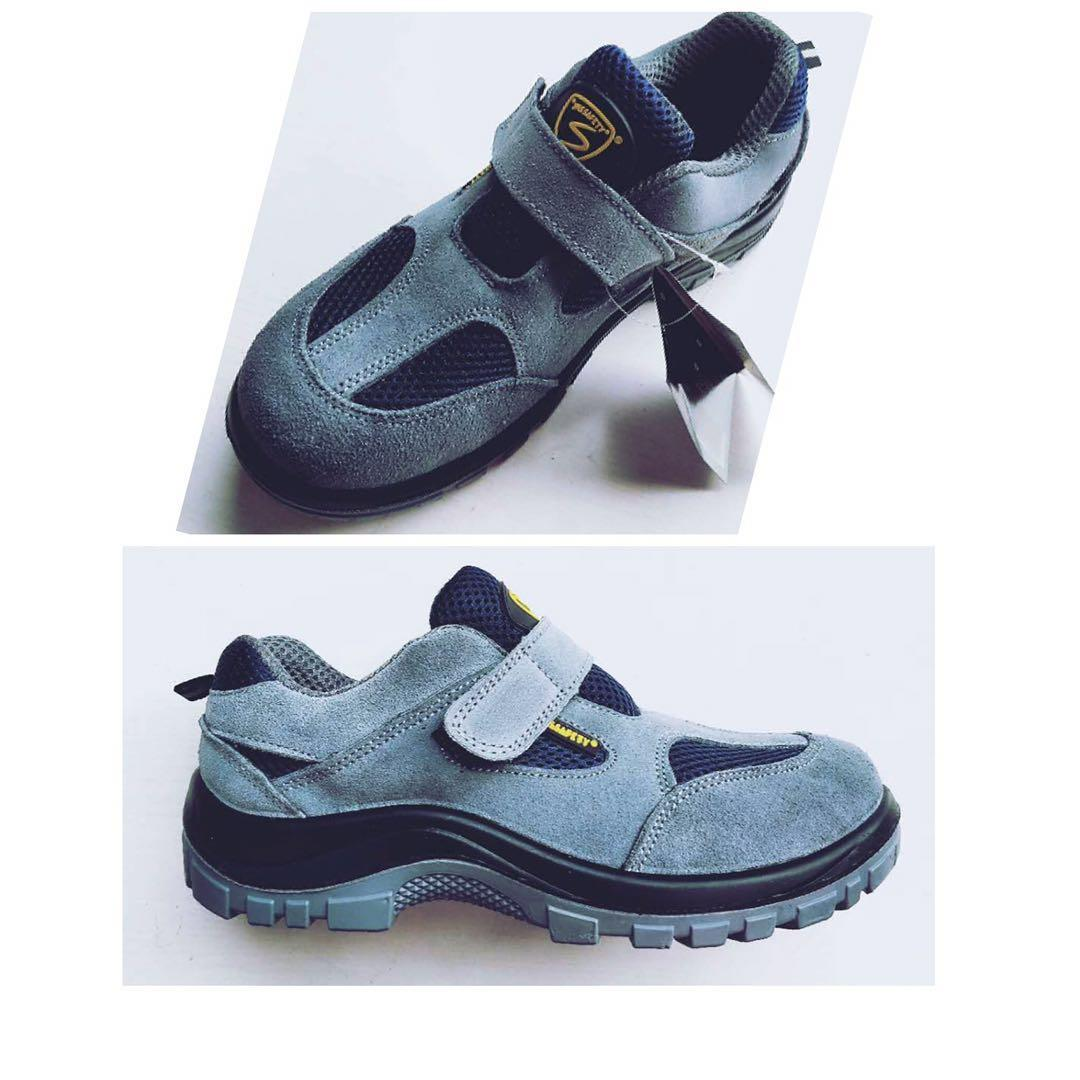 SAFETY SHOES / Work shoe steel toe (083)