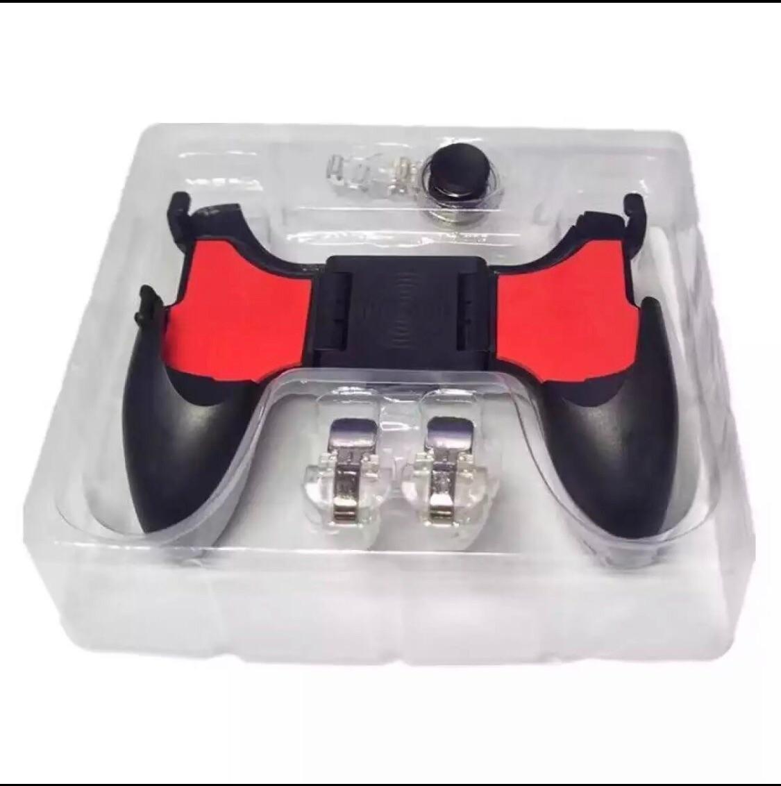 5in1 Portable Gamepad With Joystick For Universal Phone By Mking Shop.
