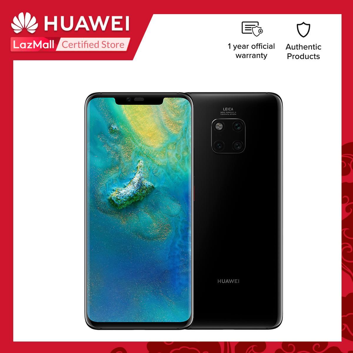 Huawei Mate 20 Pro 128GB ROM - 6GB