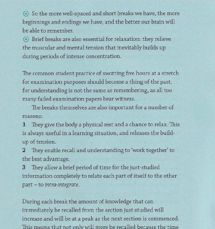 The Buzan Study Skills Handbook by Tony Buzan (EBOOK)