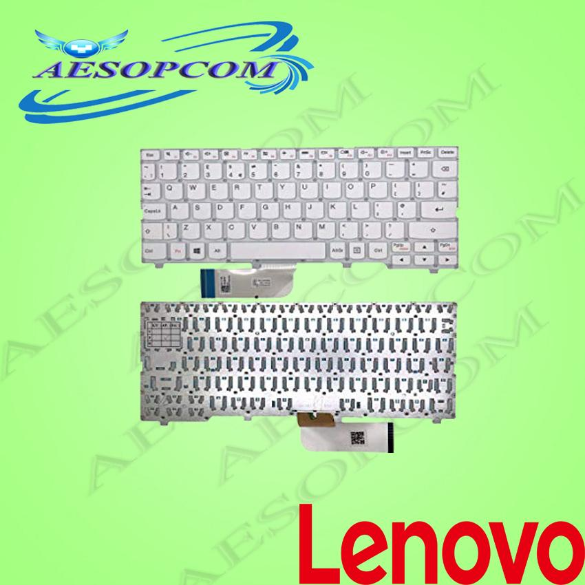 (WHITE)laptop keyboard for lenovo Ideapad 100s,100S-11IBY