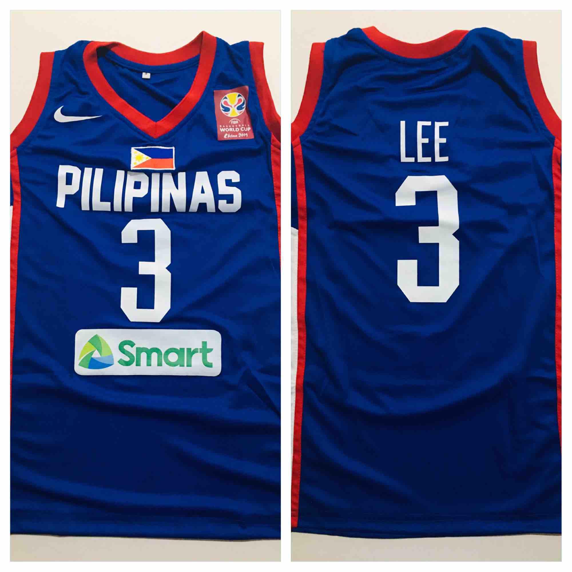 sports shoes 53c55 198d5 Team Pilipinas Jersey/Paul Lee