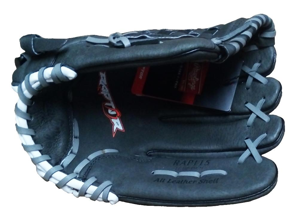 Rawlings Raptor Baseball Fielder Glove RAP115 11 5