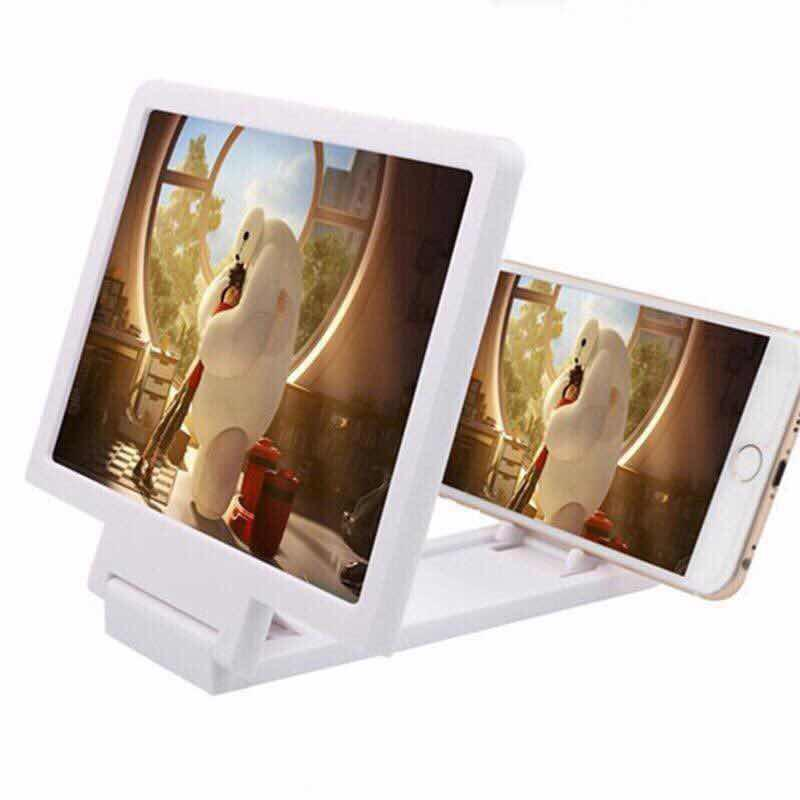 Mobile Phone 3d Screen Enlarger Magnifier By Waroom Online.